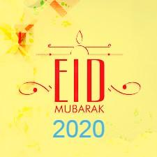 Eid Mubarak 2021 HD Image