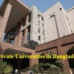 Top 10 Private Universities in Bangladesh 2020