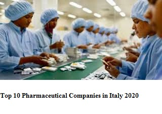 Top 10 Pharmaceutical Companies in Italy 2020