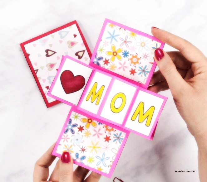 Mothers Day crafts 2020