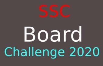 SSC Board Challenge 2020