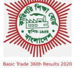Basic Trade 360h Results 2021 – www.bteb.gov.bd …
