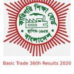 Basic Trade 360h Results 2020 – www.bteb.gov.bd …