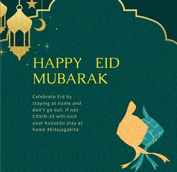 Eid Mubarak 2021 quotes
