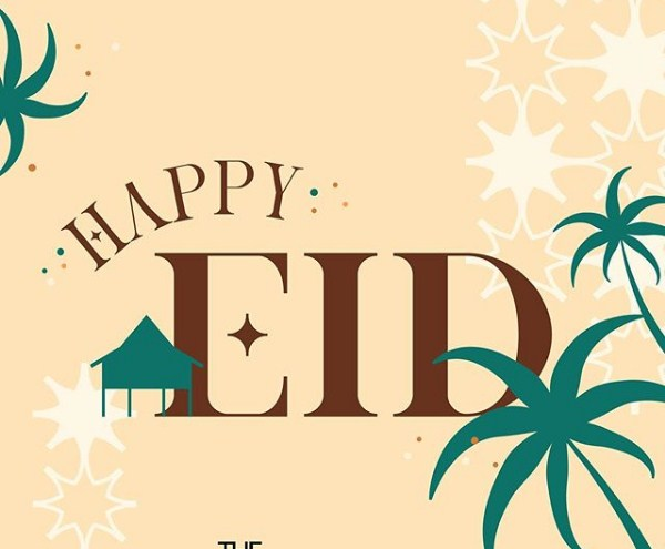 Eid Mubarak 2020 HD Wallpaper