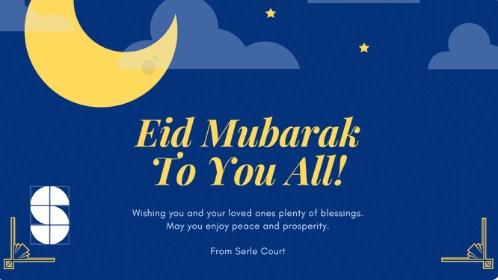 Eid-Ul-Fitr advance Wishes