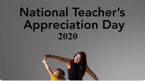 National Teacher Appreciation Day 2020