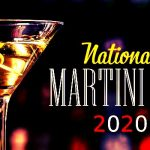 National Martini Day – Happy National Martini Day 2021 (19th June)