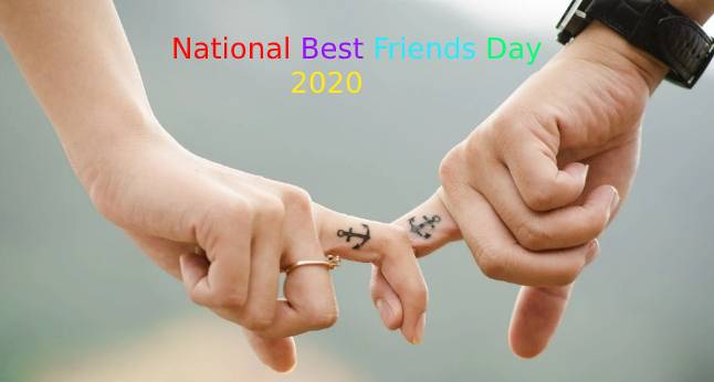 National Best Friends Day Picture 2020
