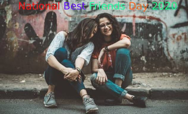 National Best Friends Day Images 2020