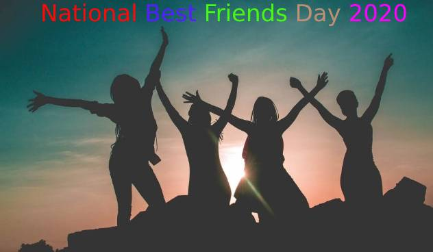 National Best Friends Day HD Wallpapers