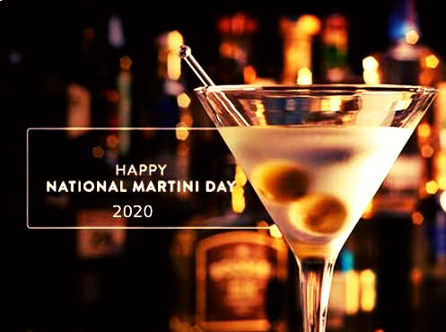 National Martini Day 2020