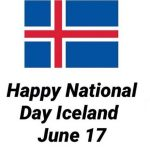 Iceland National Day- Iceland National Day 2021: Happy National day Iceland 2021 Quotes, Wishes, Status, Greetings, Images, Messages, Pictures, Photos, Text, Pic, SMS &Wallpaper
