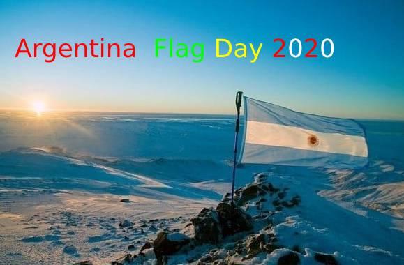 Argentina Flag Day 2020
