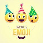 World Emoji Day – 17th June Happy World Emoji Day 2021