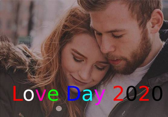 Love Day 2021 Images