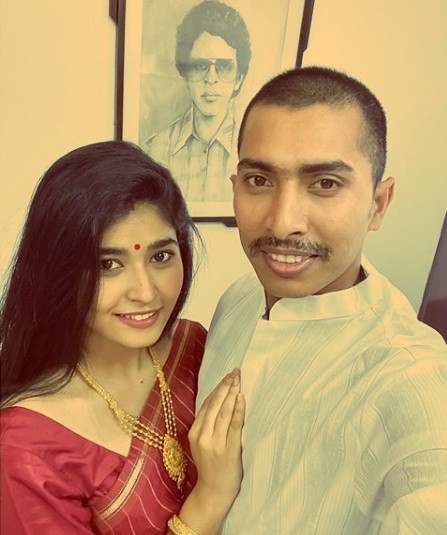soumya sarkar Wife photo