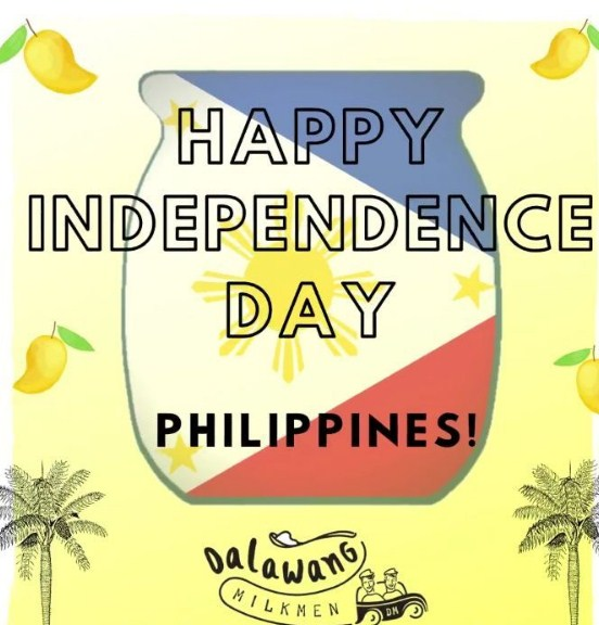 Happy Philippines Independence Day 2020