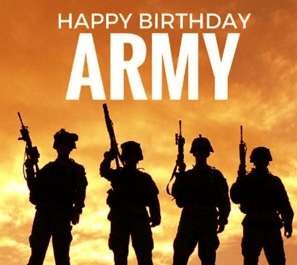 Army Birthday Image