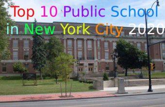 Top 10 Public High School in New York City 2020