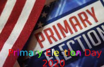 Election Day – Primary Election Day2020 (2nd June)