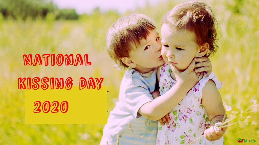 National Kissing Day  2020