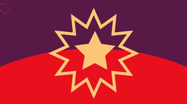 Juneteenth Flag 2021