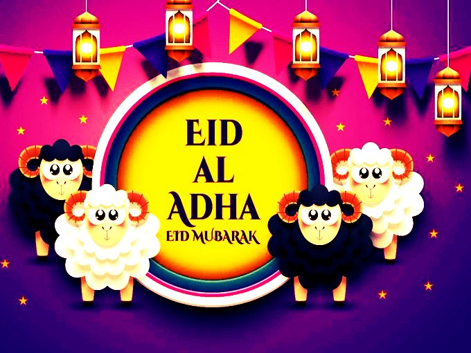 Eid Mubarak 2020 Pic