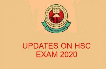 UPDATES ON HSC EXAM 2020