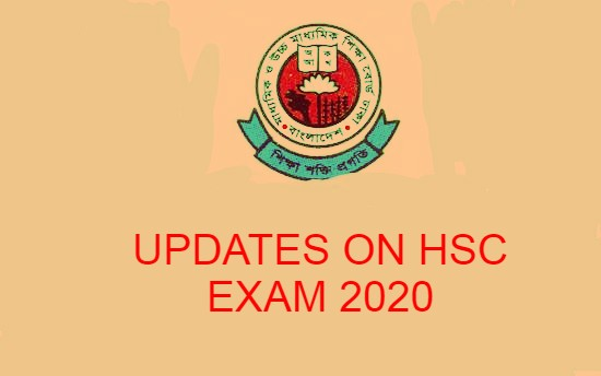 UPDATES ON HSC EXAM 2020
