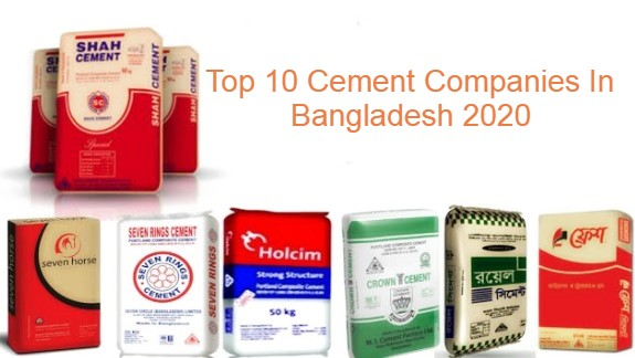 Top 10 Cement Companies In Bangladesh 2020