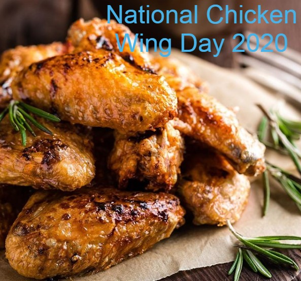 National Chicken Wing Day  2020