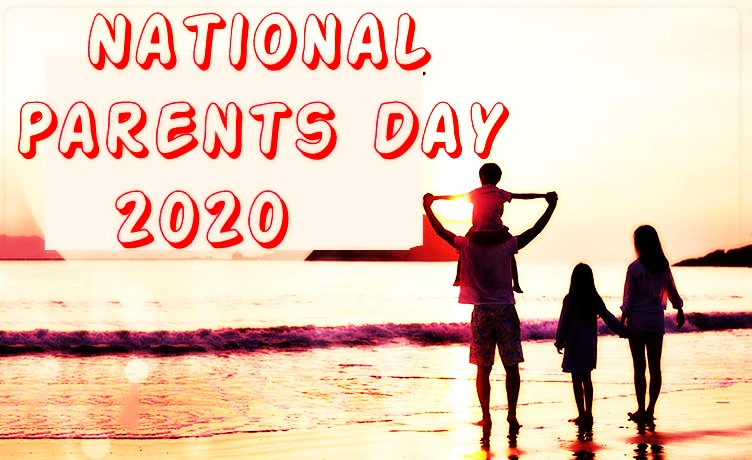 National Parents' Day 2020
