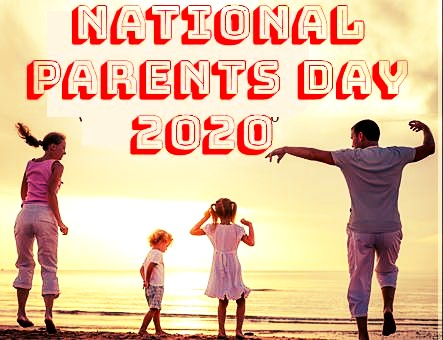 National Parents Day 2020