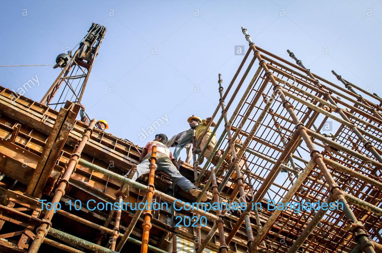 Top 10 Construction Companies in Bangladesh 2020