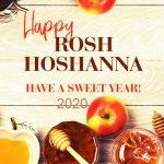 Rosh Hashanah images 2020
