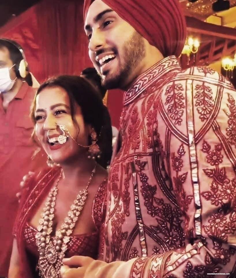 Neha Kakkar and Rohanpreet Singh's big fat wedding