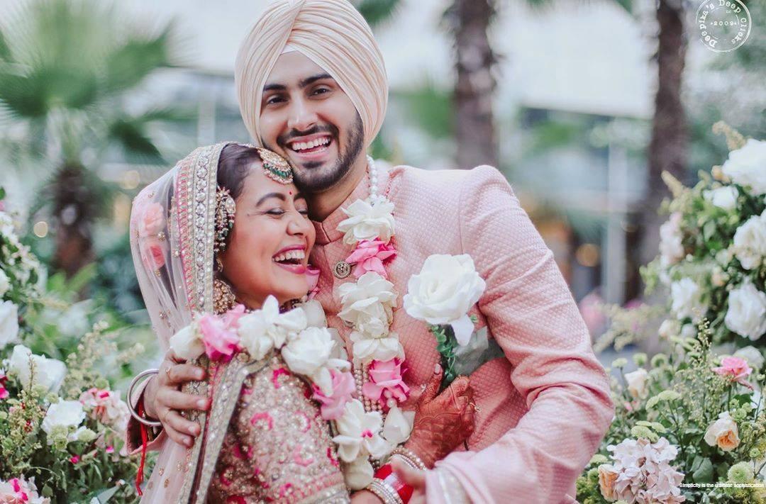 some Beautiful beautiful moments from neha preet wedding