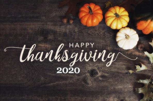 Thanksgiving Day 2020