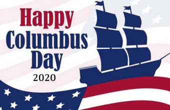 Columbus Day 2020 – 12th October Happy Columbus Day Wishes, Quotes, Message, Greeting, Image, Pic
