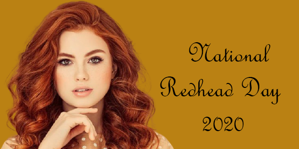 National Redhead Day 2020