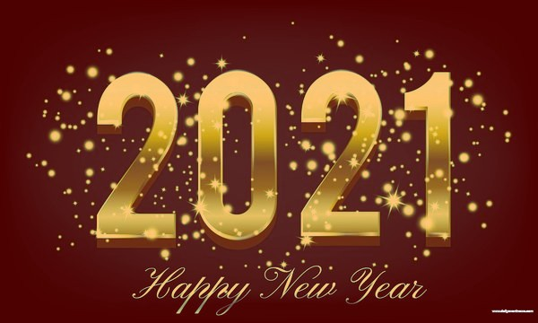 2021 Happy New Year