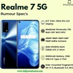 Realme 7 5g Price, review, Release Date, Feature and Specification