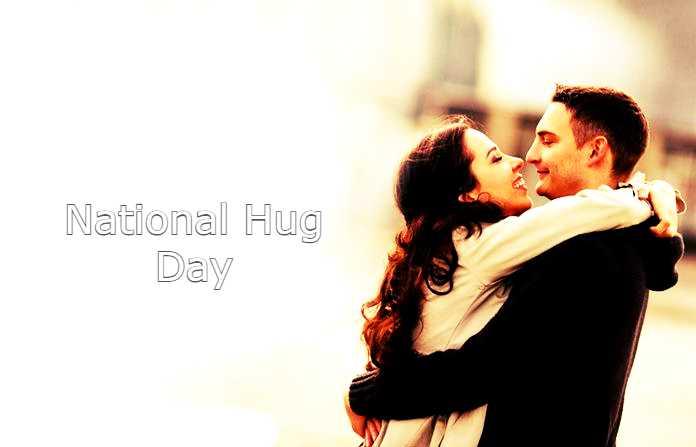National Hug Day 2021