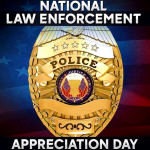 National Law Enforcement Appreciation Day 2021 Quotes, Wishes, Status, Messages SMS