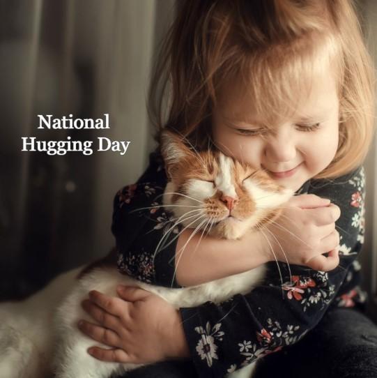 National Hugging Day 2021
