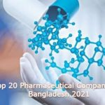 Top 20 Pharmaceutical Companies in Bangladesh 2021