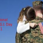 National Hug a G.I. Day 2021