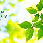 Arbor Day – 30th April National Arbor Day 2021