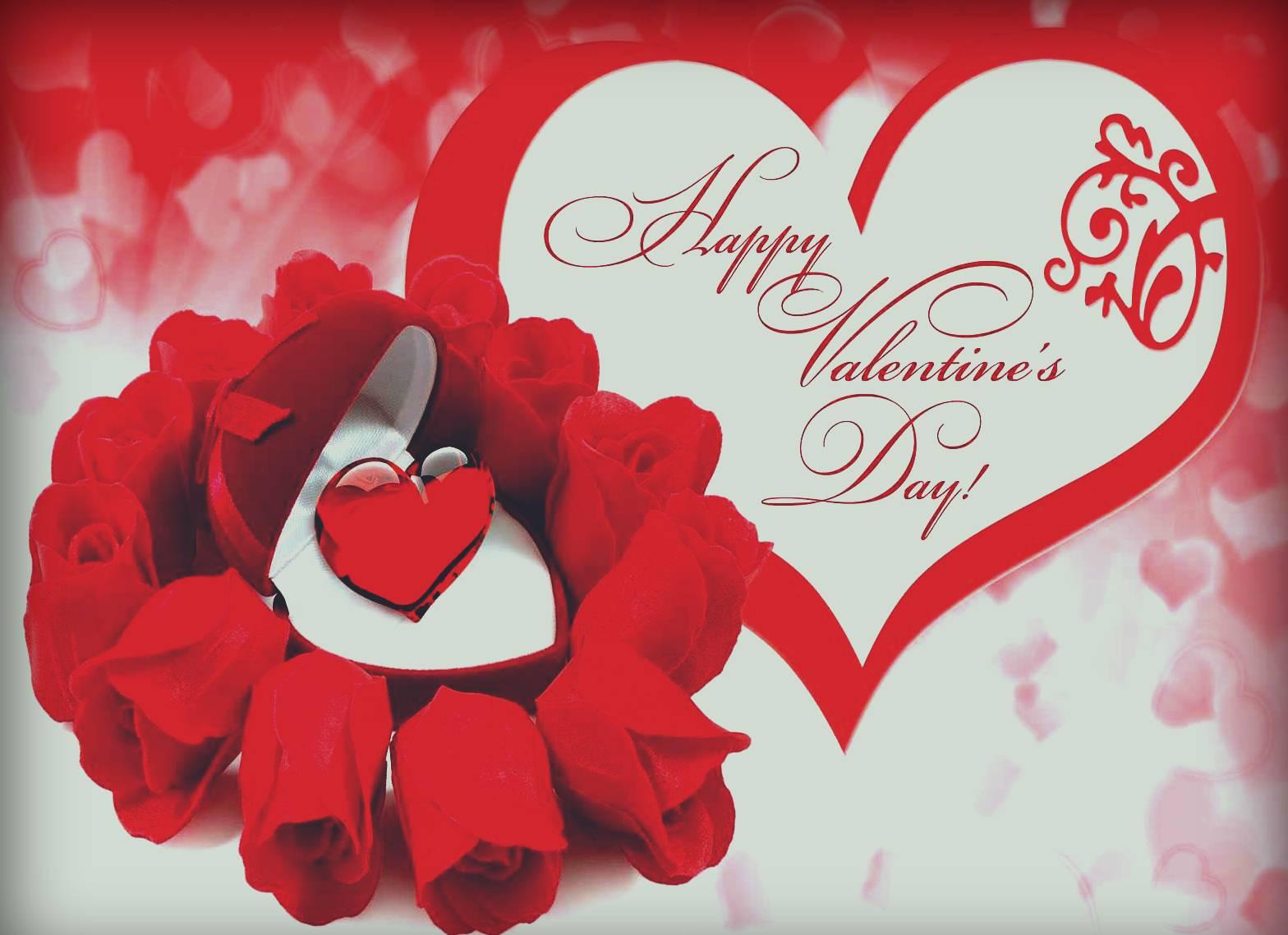 Happy Valentine's Day 2021 Wallpaper